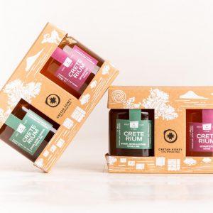 Creterium Κρητικό μέλι 2pack